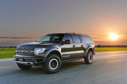 Hennessey Performance Ford F-250 VelociRaptor (2016) - picture 1 of 8
