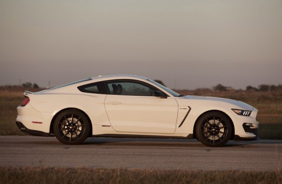 Hennessey Performance Ford Mustang Shelby GT350
