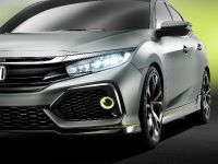 2016 Honda Civic Hatchback Prototype , 6 of 9