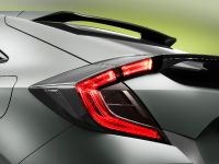2016 Honda Civic Hatchback Prototype , 8 of 9