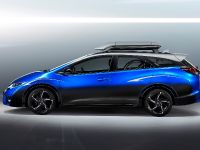 2016 Honda Civic Tourer Active Life Concept, 2 of 6