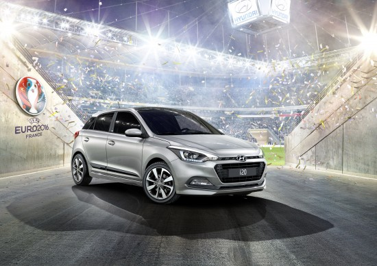 Hyundai i10, i20 and i30 GO!