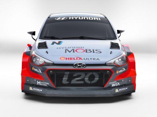 Hyundai i20 Challenger