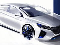 2016 Hyundai IONIQ Concept Sketches, 1 of 2