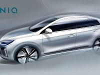 2016 Hyundai IONIQ Teaser, 1 of 2