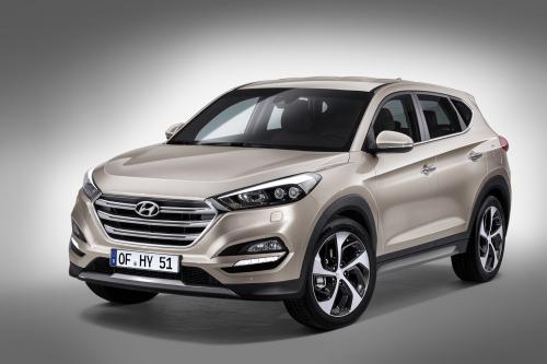 Hyundai представляет новый Туксон