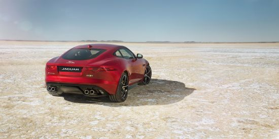 Jaguar F-TYPE R Coupe Instinctive All-Wheel-Drive