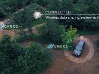 2016 Jaguar Land Rover DSRC System, 1 of 8