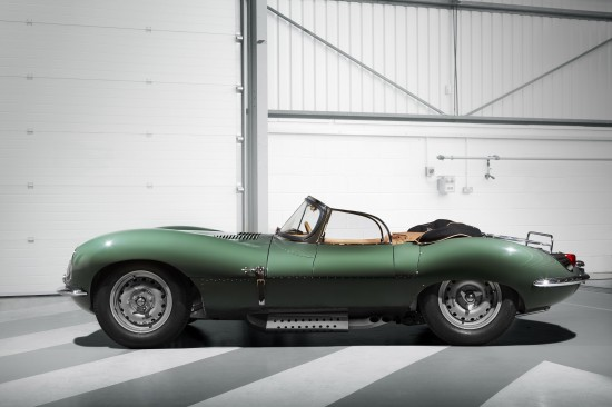 Jaguar XKSS Replica