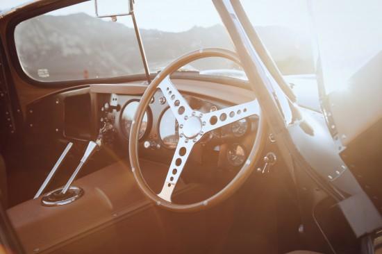 Jaguar XKSS Replica