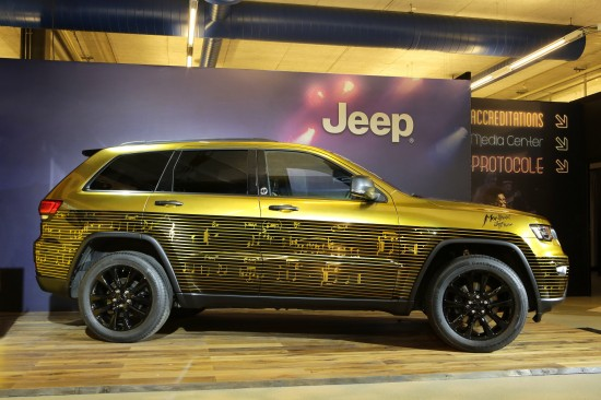 Jeep Montreux Jazz Festival Editions