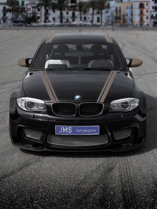 JMS BMW 1 Series M Coupe E82