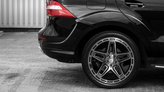 Kahn Design Mercedes-Benz ML