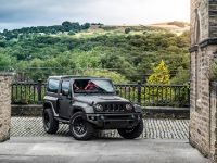 2016 Kahn Jeep Wrangler CTC Black Hawk Edition, 2 of 6