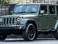 2016 Kahn Jeep Wrangler Sahara CTC CJ300, 1 of 6