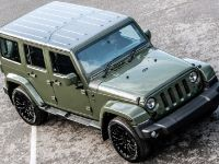 2016 Kahn Jeep Wrangler Sahara CTC CJ300, 2 of 6