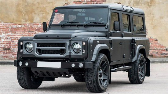 Kahn Land Rover Defender 110 Station Wagon The End Edition
