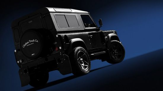 Kahn Land Rover Defender Limited Edition