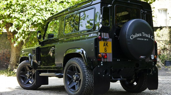 Kahn Land Rover Defender London Motor Show Edition CTC