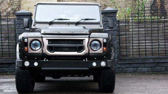 Kahn Land Rover Defender SW 90 Auto CWT