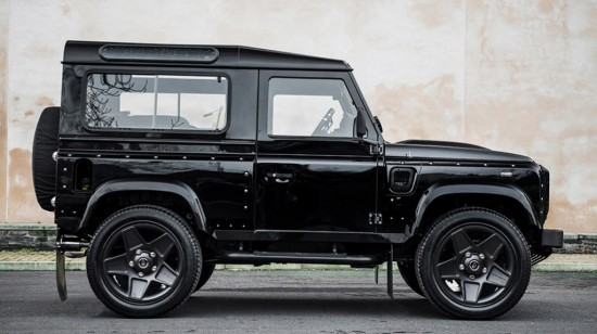 Kahn Land Rover Defender XS 90 The End Edition