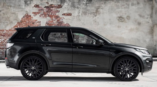 Kahn Land Rover Discovery Sport Black Label Edition