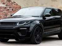 2016 Kahn Range Rover Evoque Black Label Edition, 1 of 4