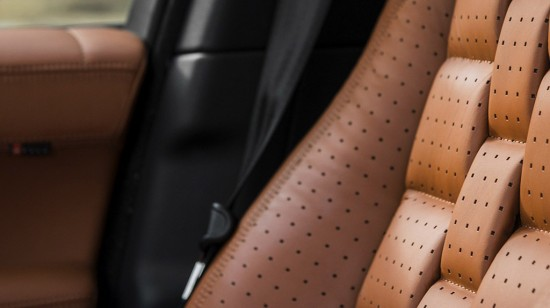 Kahn Range Rover RS Pace Car Black Kirsch Over Madeira Red