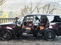 2016 Kahn Range Rover RS Pace Car Black Kirsch Over Madeira Red, 2 of 6