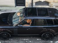 2016 Kahn Range Rover RS Pace Car Black Kirsch Over Madeira Red, 4 of 6
