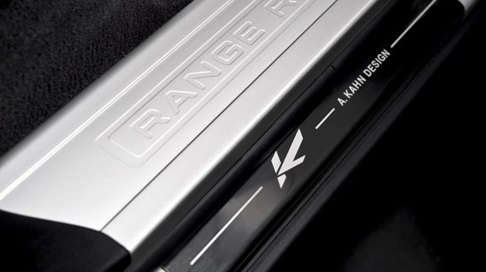 Kahn Range Rover Sport HSE Colours Of Kahn Edition
