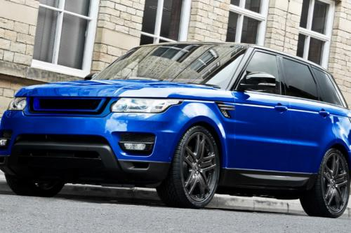 Kahn Range-Rover Sport HSE colours of Kahn edition