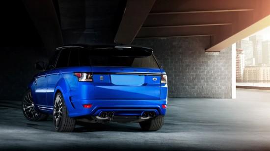 Kahn Range Rover Sport RS Pace Car