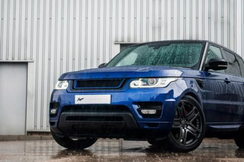 Kahn Range-Rover Sport supercharged autobiography dynamic colors