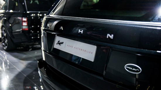 Kahn Range Rover Vogue RS Edition