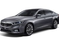 2016 Kia Cadenza facelift, 1 of 2
