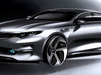 2016 Kia Optima Design Renderings, 1 of 2