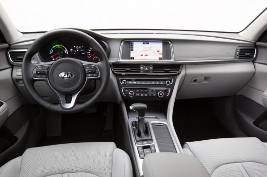 Kia Optima Plug-In Hybrid