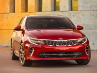 2016 Kia Optima SX, 1 of 10