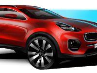 2016 Kia Sportage Teaser, 1 of 3
