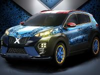 2016 Kia Sportage X-Men Apocalypse, 2 of 4