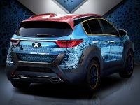 2016 Kia Sportage X-Men Apocalypse, 4 of 4