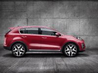 2016 Kia Sportage , 2 of 3
