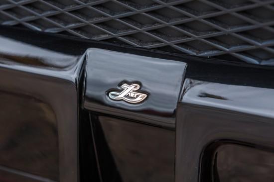LARTE Design Black Crystal Mercedes-Benz GLS