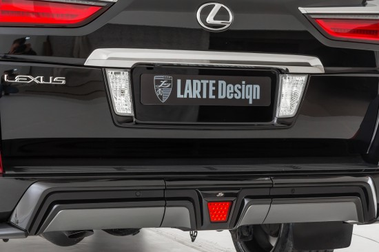 Larte Design Lexus LX 570
