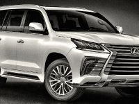 2016 Larte Design Lexus LX Sketch , 1 of 2