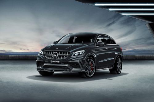 Larte-Design мощный тюнинг Mercedes AMG GLE