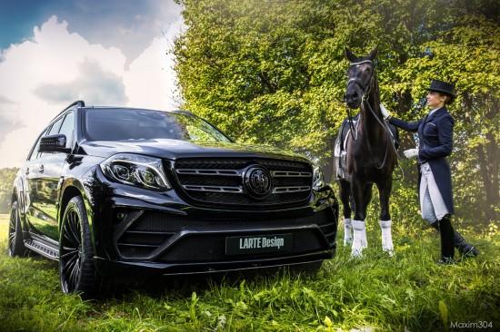 2016 Larte Design Mercedes-Benz GLS