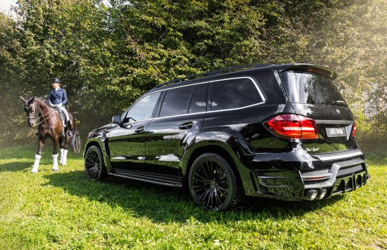 2016 Larte Design Mercedes-Benz GLS