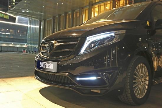 Larte Design Mercedes-Benz V-Class Black Crystal